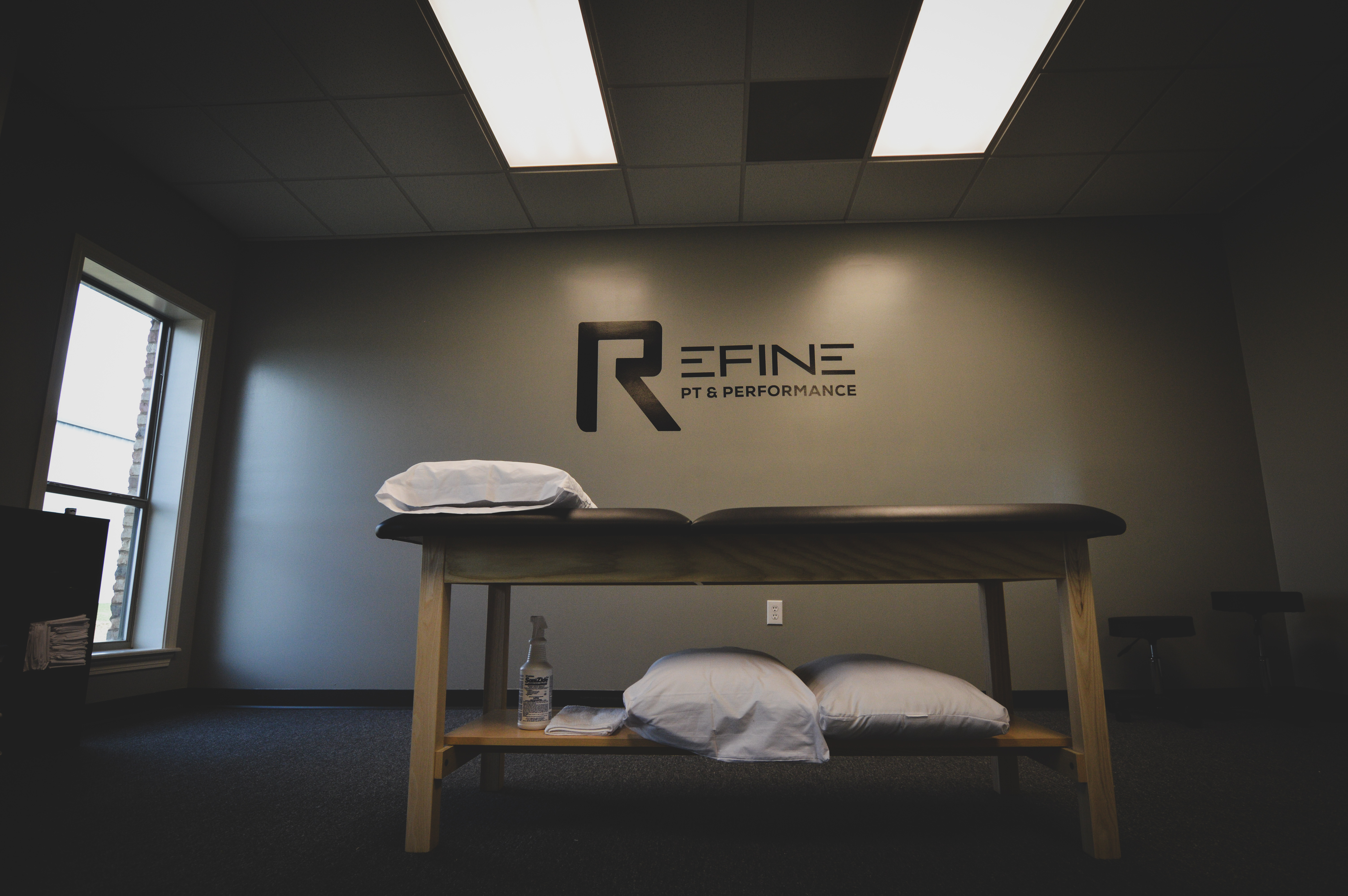 Physical Therapy Room - Refine PT & Performance