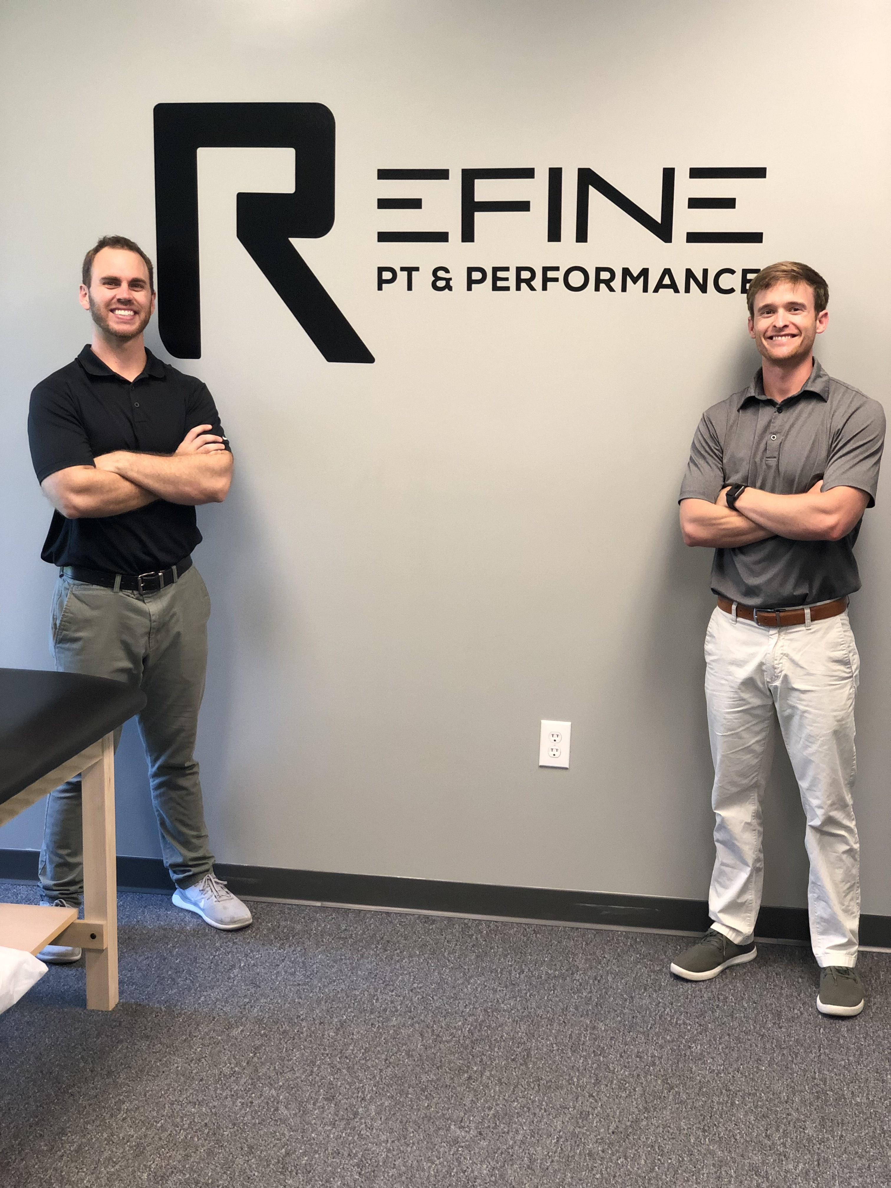 Tyler Vaughn and Kyle Thibodeaux, The Founders of Refine PTP