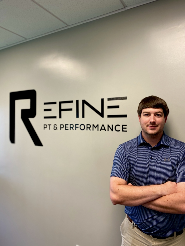 Blake King is the newest member of the Refine PT and Performance Team